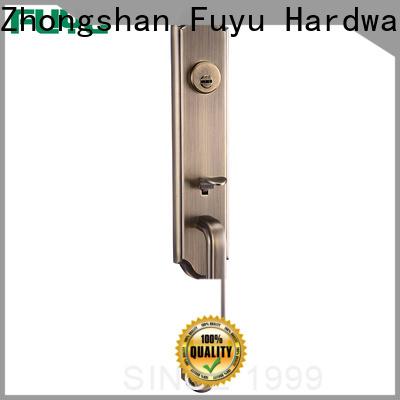 FUYU custom home door locks with latch for shop