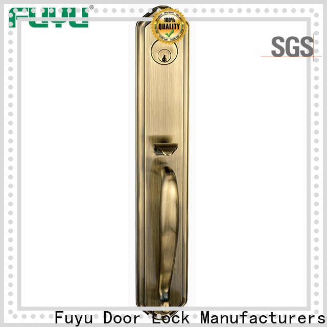online anti-theft zinc alloy door lock residence with latch for shop