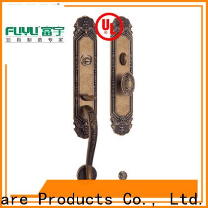 FUYU custom high security door locks manufacturer for shop