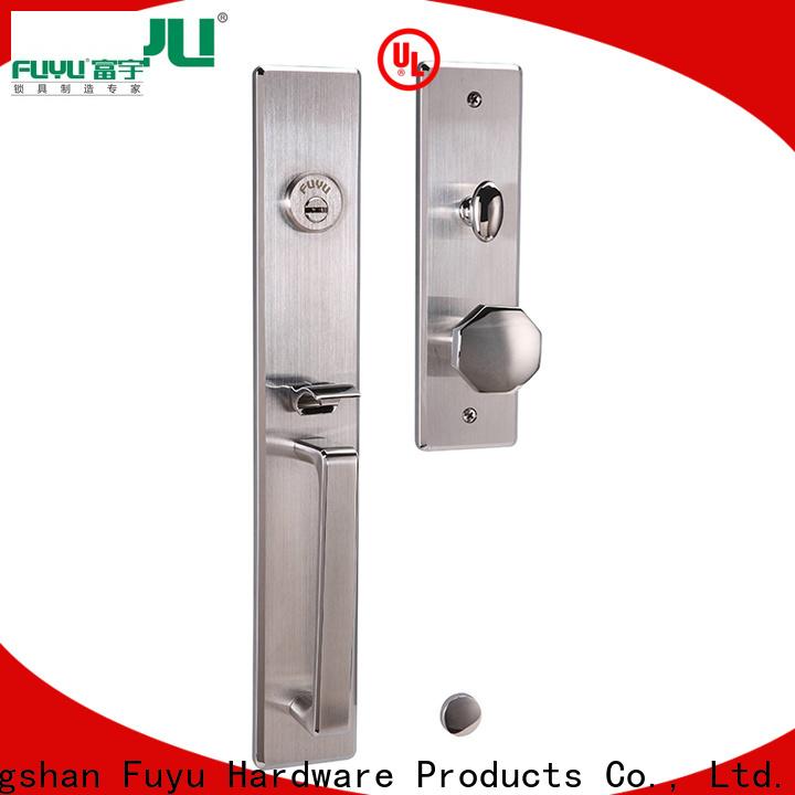 FUYU quality best door locks for sale for shop