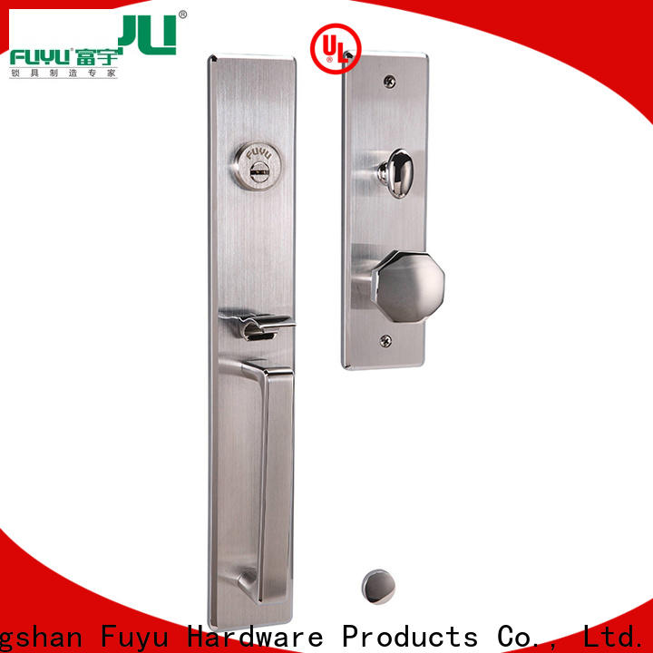 FUYU quality best door locks for sale for shop
