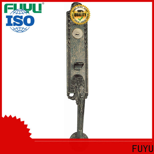 FUYU multipoint lock manufacturer for entry door