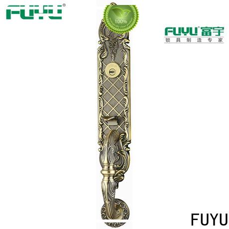 FUYU quality high security door locks supplier for entry door