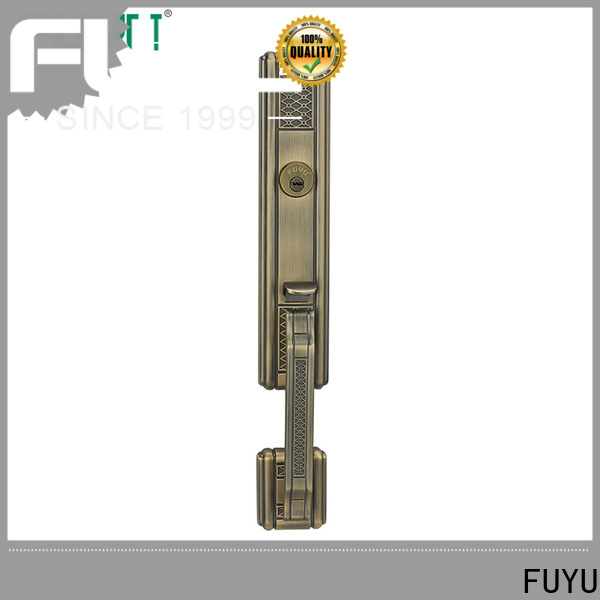 FUYU residential doors manufacturer for mall