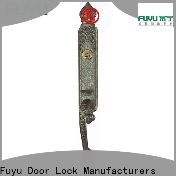 FUYU high security door locks supplier for home