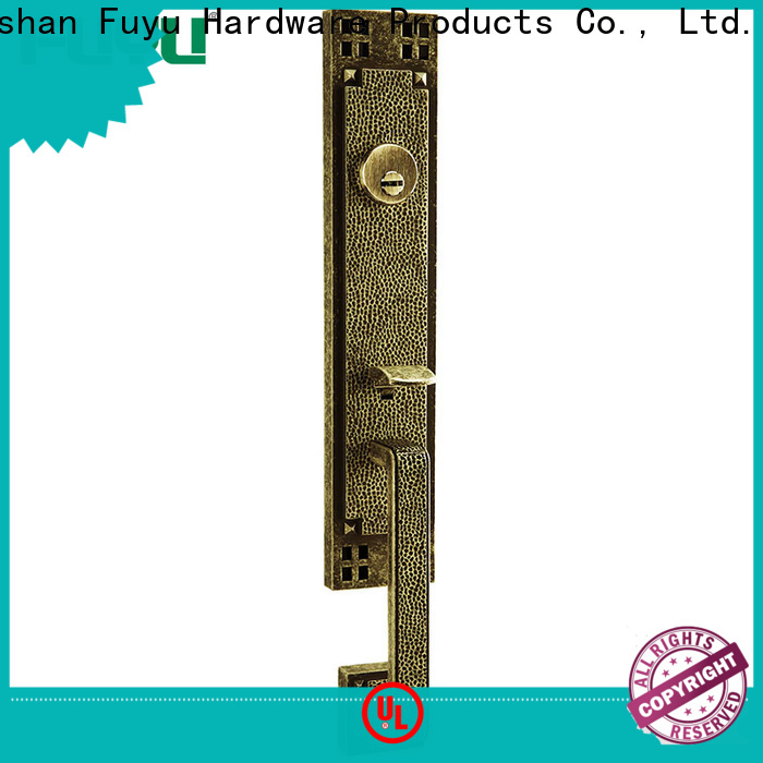 FUYU oem residential doors supplier for shop