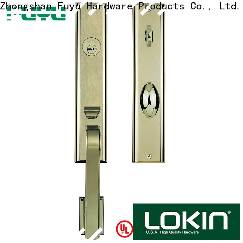 FUYU high security door locks supplier for entry door