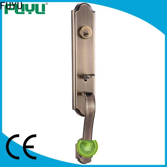 FUYU entry door locks supplier for entry door