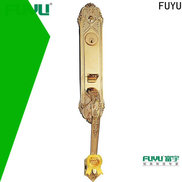 FUYU high security internal door locks for sale for residential