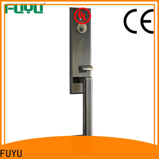 FUYU residential doors supplier for mall