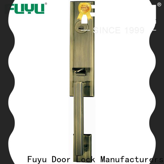 FUYU american door lock for sale for entry door