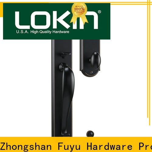 custom grip handle door lock for sale for wooden door