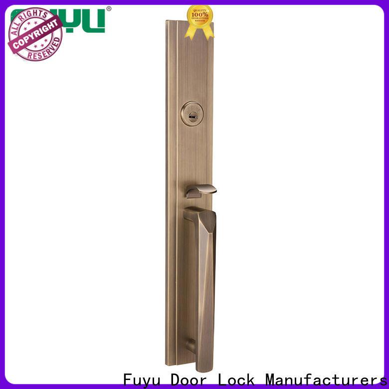 FUYU multipoint lock manufacturer for entry door