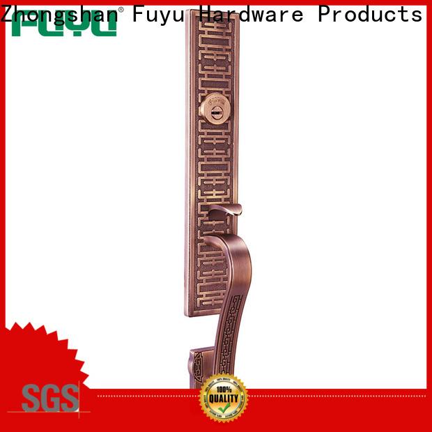 quality grip handle door lock manufacturer for entry door