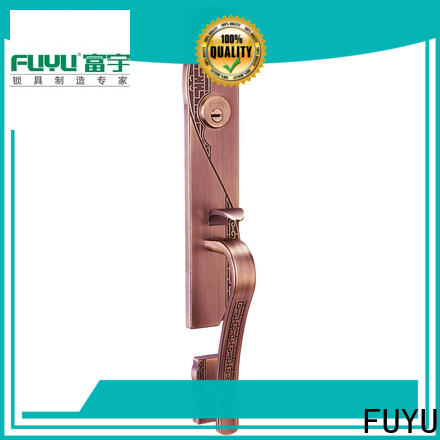 FUYU quality multipoint lock manufacturer for shop