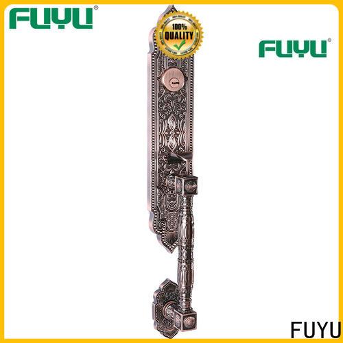 FUYU best grip handle door lock supplier for wooden door