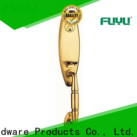 FUYU residential doors manufacturer for wooden door