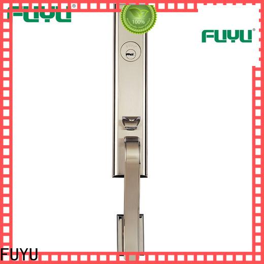 FUYU handle door lock for sale for wooden door