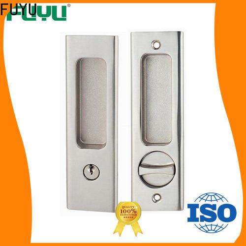 custom sliding door lock hardware supplier for shop