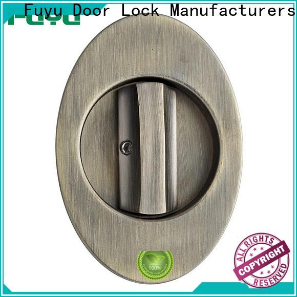 FUYU sliding door safety lock manufacturer for home