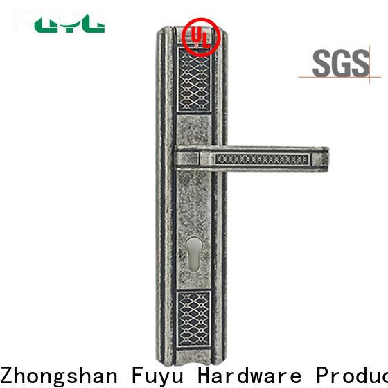 FUYU double door lock extremely security for wooden door