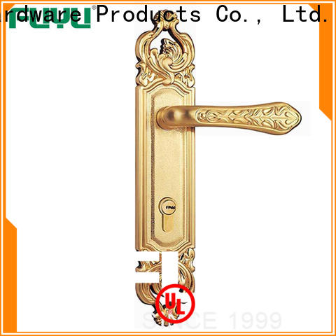 FUYU custom mortise lock handle on sale for home