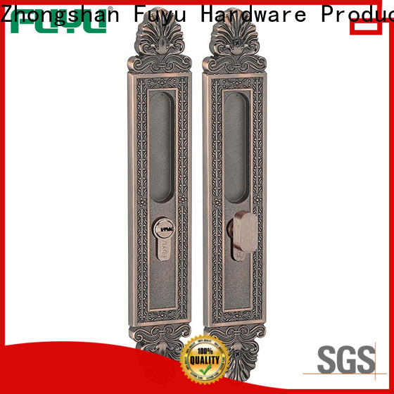 FUYU solid door lock design meet your demands for entry door