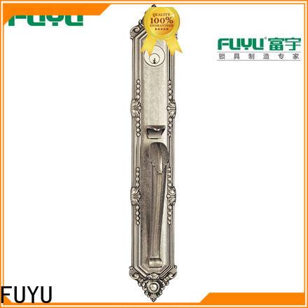 FUYU quality residential doors manufacturer for wooden door