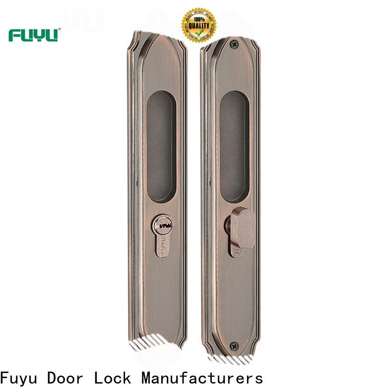 durable zinc alloy mortise handle door lock thumb on sale for indoor