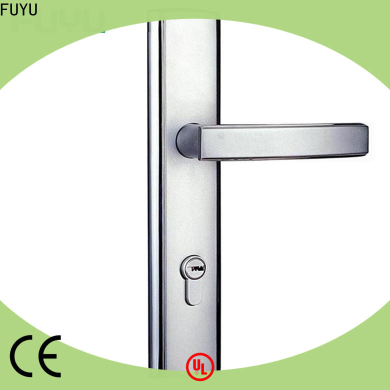 FUYU durable security door locks for homes meet your demands for mall