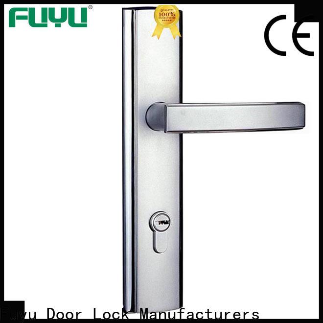 FUYU high security main door locks on sale for wooden door