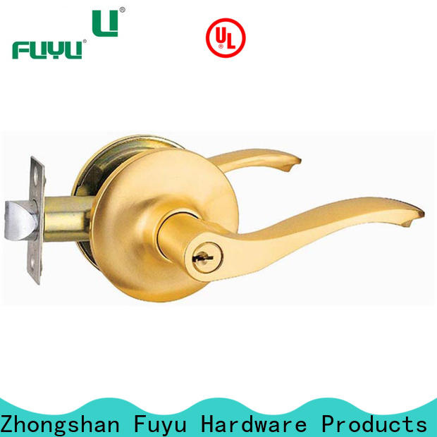 FUYU toilet door lock with international standard for toilet