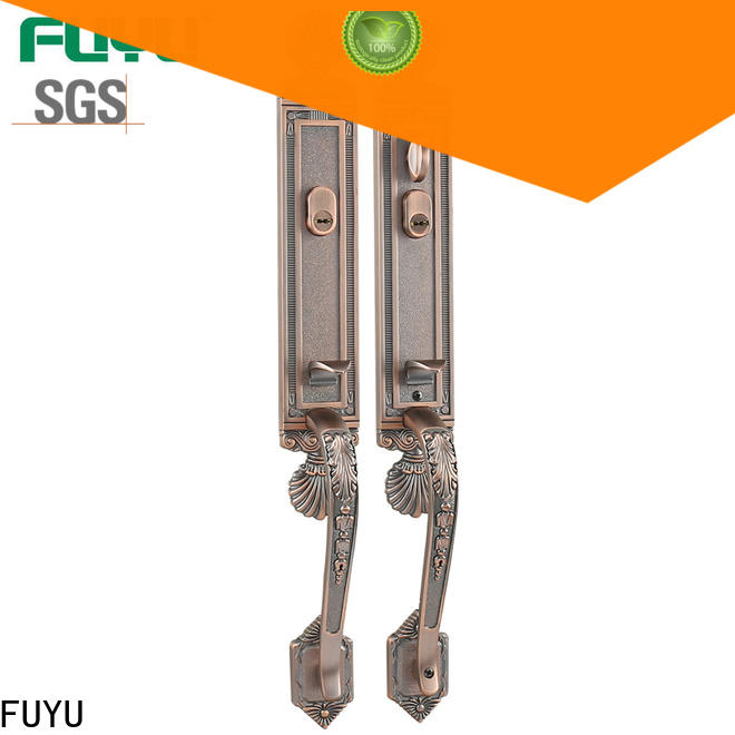 FUYU american door lock manufacturer for home