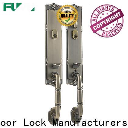 FUYU branded anti-theft zinc alloy door lock meet your demands for indoor