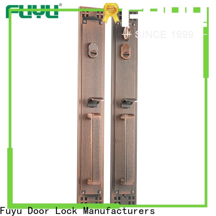 durable zinc alloy grip handle door lock cylinder meet your demands for shop
