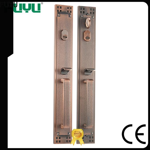 FUYU residential doors manufacturer for wooden door