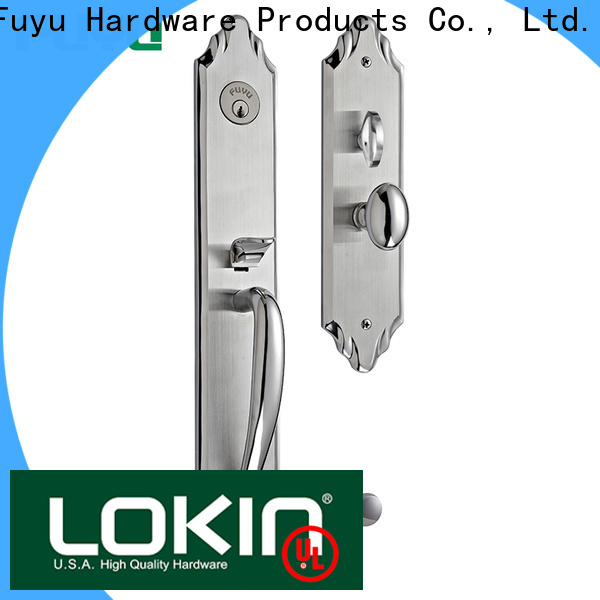 stronge stainless steel security door lock stainless with international standard for residential