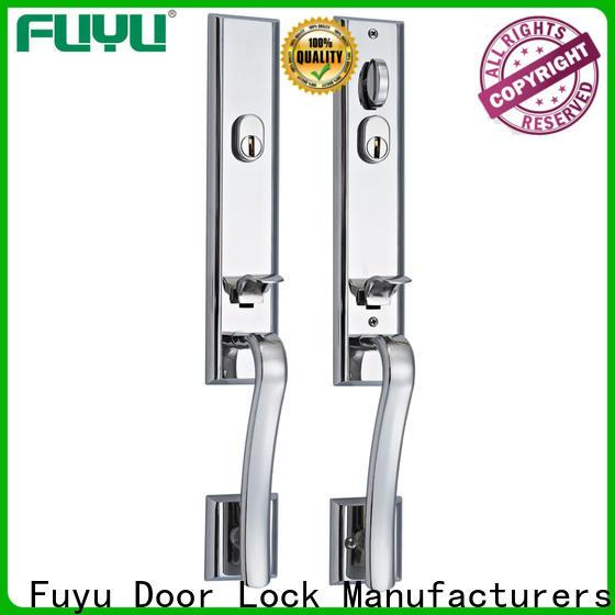 FUYU electric indoor door lock with international standard for mall