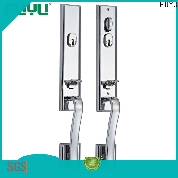 FUYU oem multipoint lock supplier for home