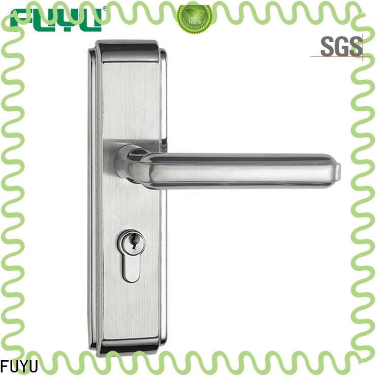 FUYU best mortise handle lock extremely security for home