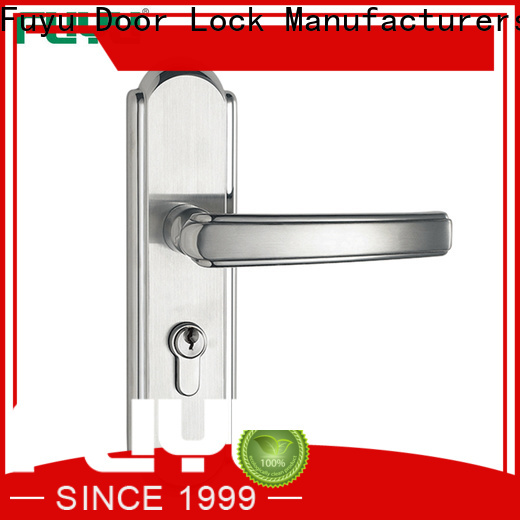 FUYU custom office door lock extremely security for residential