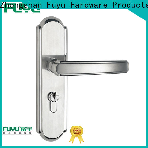 FUYU entry door mortise lock set on sale for home