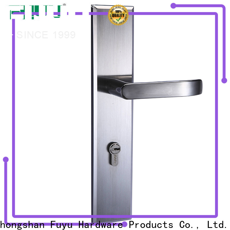durable stainless door lock single with international standard for residential