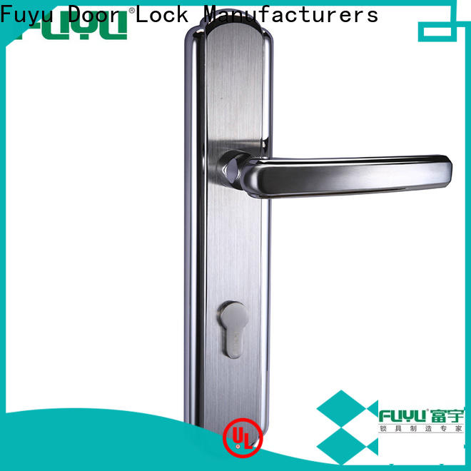FUYU cylinder indoor lock key extremely security for home