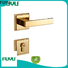high security bronze door lock classical with latch for shop