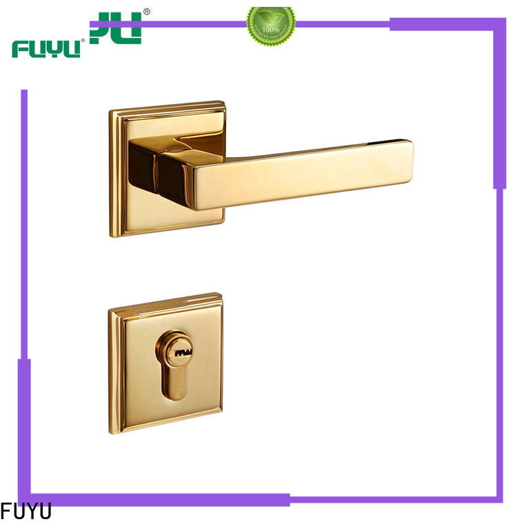 FUYU high security commercial door locks supplier for entry door