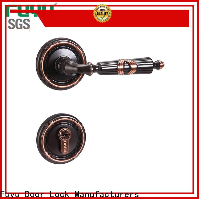 custom house door lock supplier for wooden door