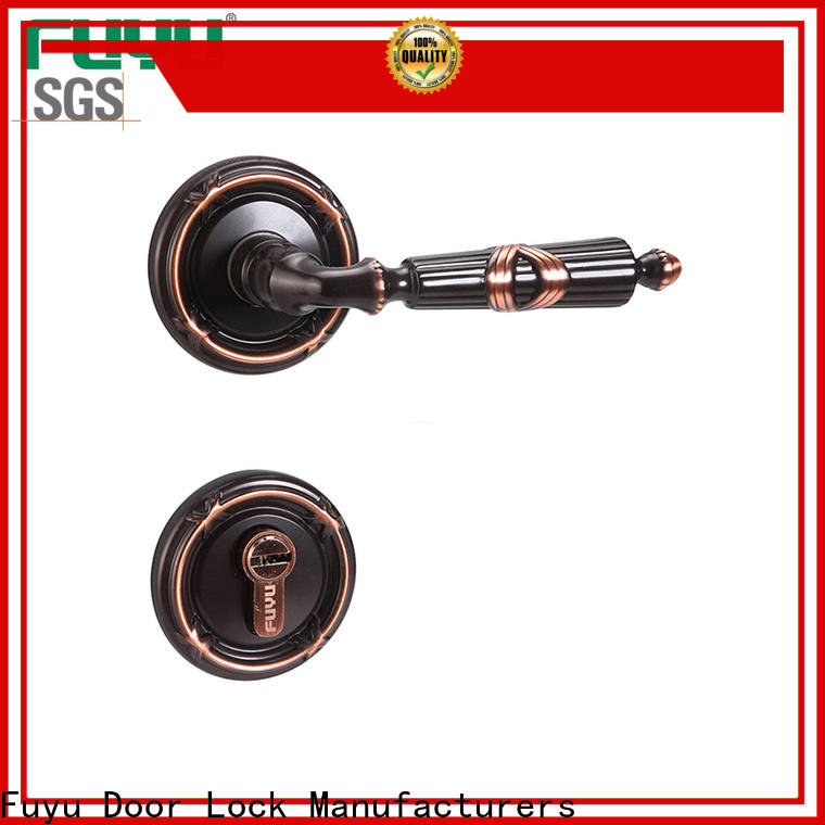 custom house door lock supplier for wooden door