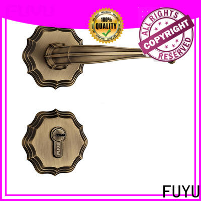 FUYU door handle lock price for sale for home