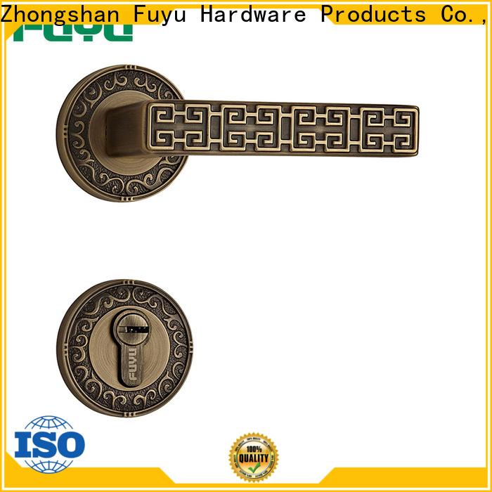 FUYU quality house locks manufacturer for shop